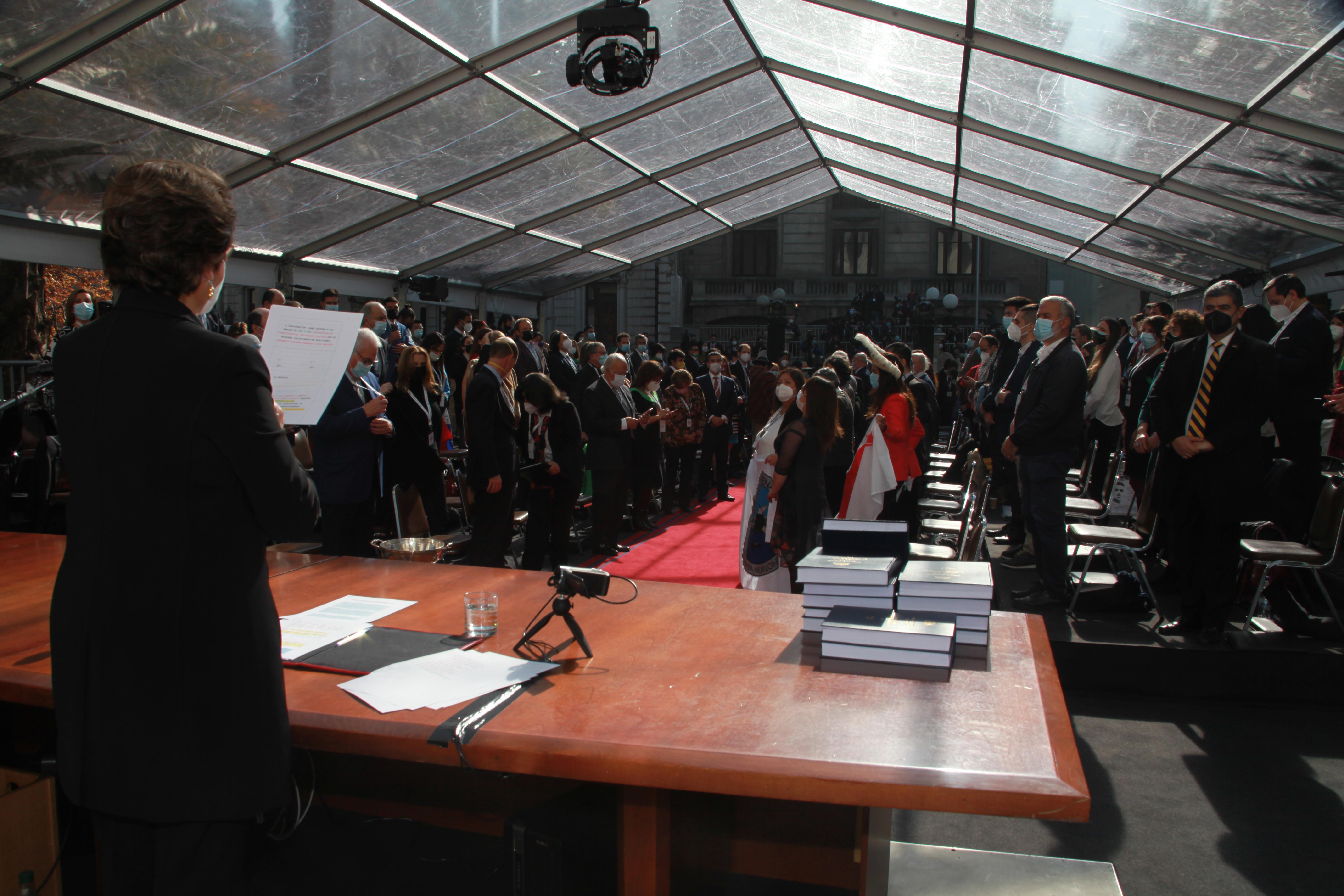 Lanzamiento Convención Constitucional