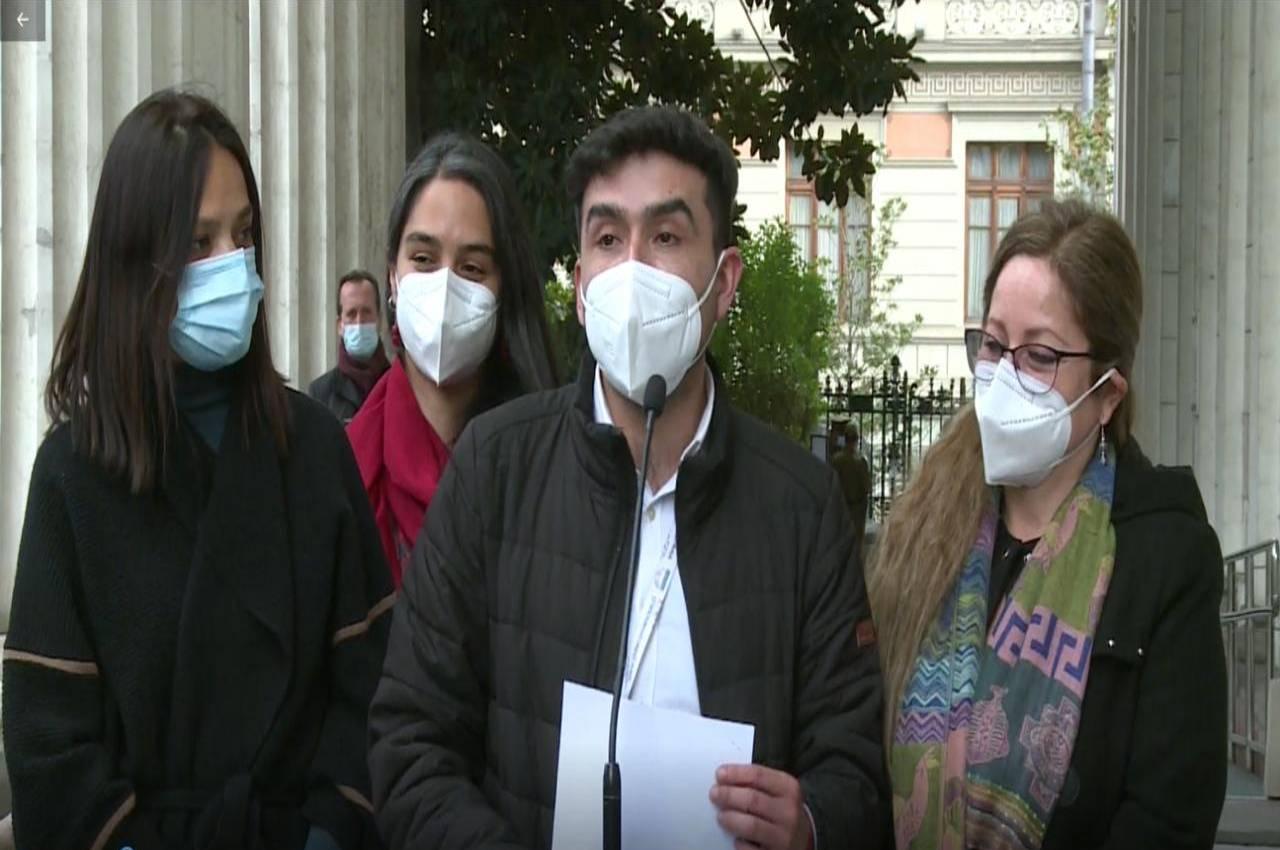 Mesa presentó oficio ante el Ministerio Público por caso de Rodrigo Rojas