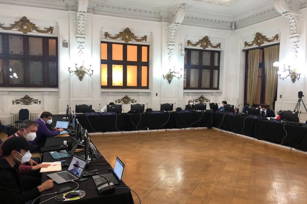 Convención aprueba reglamento de Ética