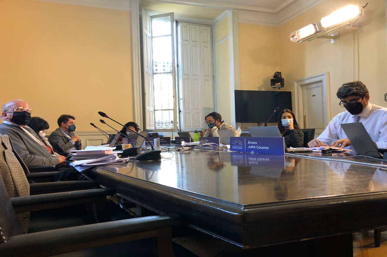 Convención Constitucional inició debate de normas reglamentarias