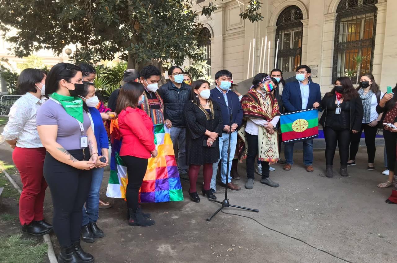 Convención Constitucional inicia debate de Participación y Consulta Indígena