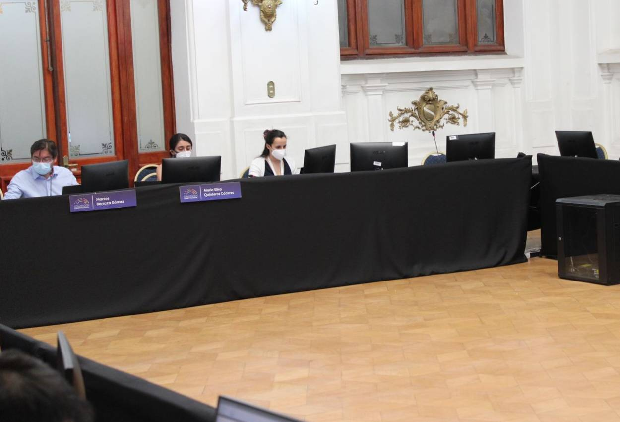 Comisión transitoria definió integrantes del Comité de Ética